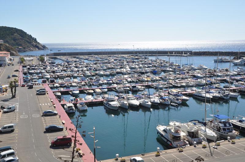 El port Marina Palamós, una de les principals bases nàutiques de la Costa Brava centre. (Foto: Ràdio Palamós).