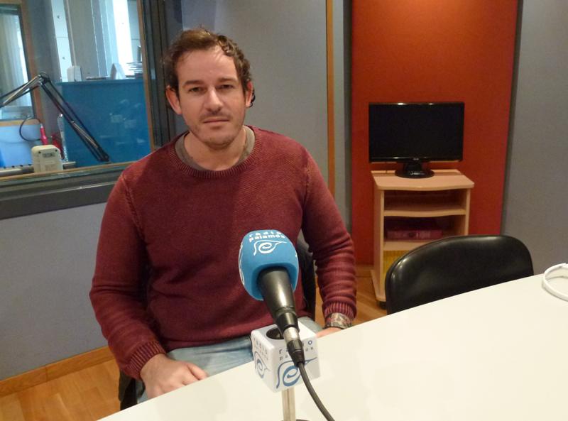 Josep Navarro, creador del web taxispalamos.es.
