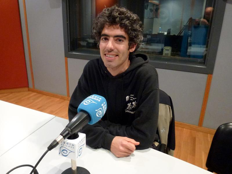 Joan Bohigas, de la CUP Palamós i Sant Joan.