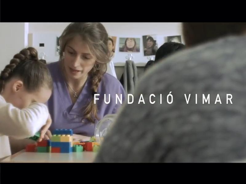 Caràtula del videoclip de la Fundació Vimar i Miquel Abras.