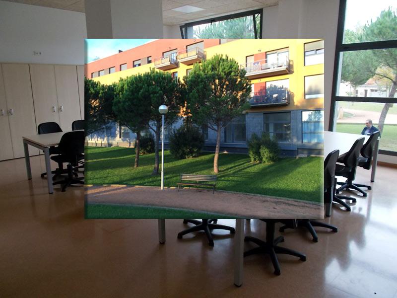 L'espai de la Bòbila Nova de Palafrugell. (Foto: Fundació Vimar).