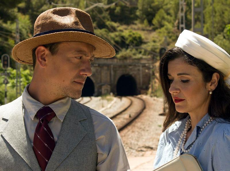 Roger Casamajor i Mireia Aixalà, protagonistes del film.