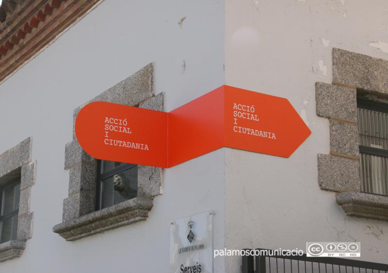 L'Àrea d'Acció Social i Ciutadania de l'Ajuntament de Palamós.