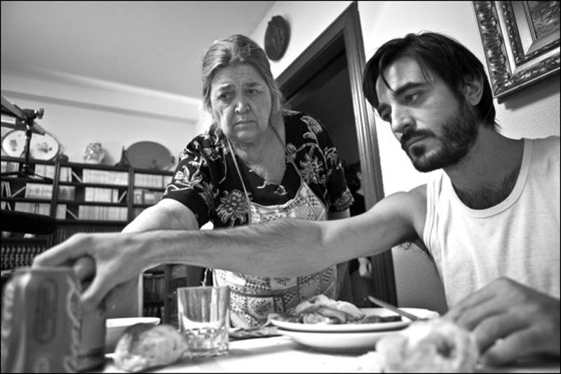 Fotograma del curt 'Contranatura'.