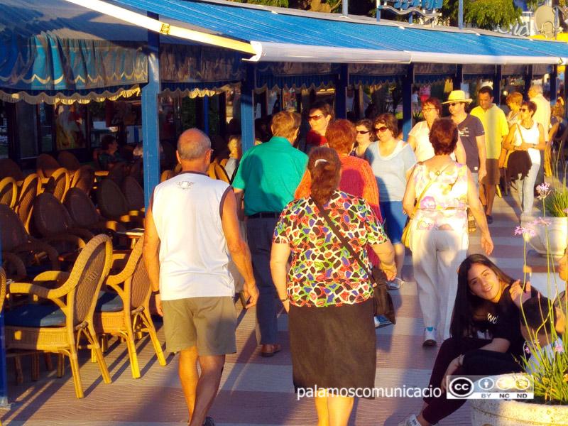 El turisme és un dels sectors que ha resistit millor la crisi.