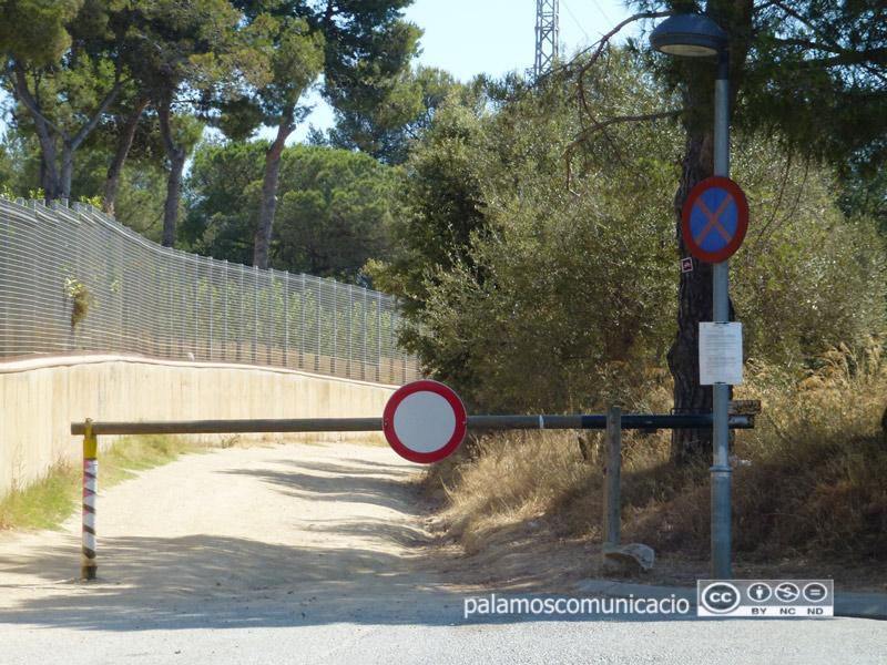 Les restriccions afectaran també al sector de cala s'Alguer i pineda d'en Gori.