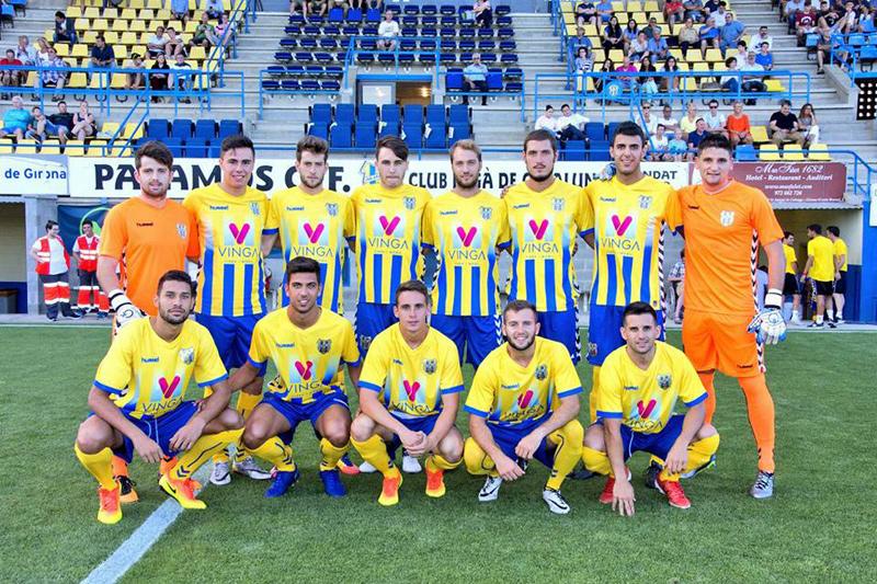 El Palamós debutarà diumenge a casa contra el Reus B.