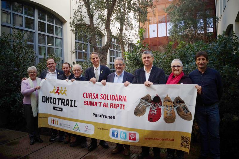Oncotrail va recaptar 234 mil euros per equipament dels hospitals de la demarcació de Girona.