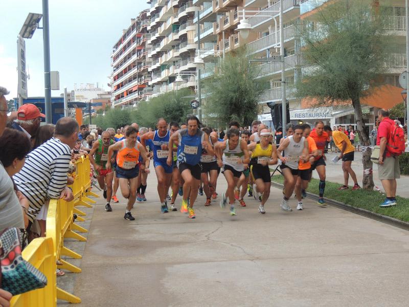 La Milla Urbana de Sant Antoni arriba aquest any a la 23a edició. (Foto: Ajuntament de Calonge i Sant Antoni).
