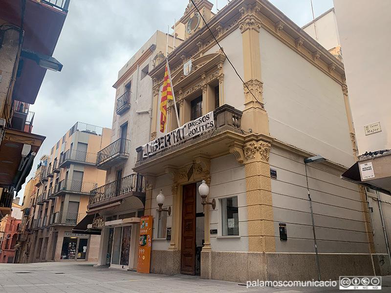 Dimarts vinent hi haurà un Ple extraordinari a l'Ajuntament de Palamós.