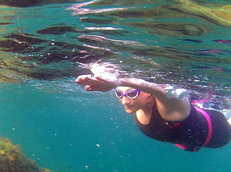Els cursos permetran aprendre i consolidar una bona tècnica de natació. (Foto: CN Palamós).