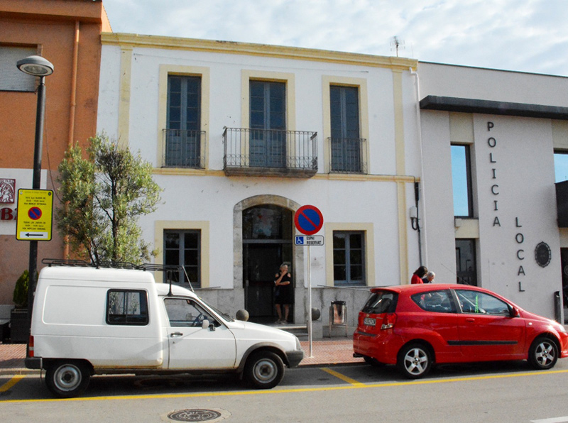 S'hi destinaran 110.000 euros al consultori mèdic de Calonge. (Foto: Ajuntament de Calonge i Sant Antoni).