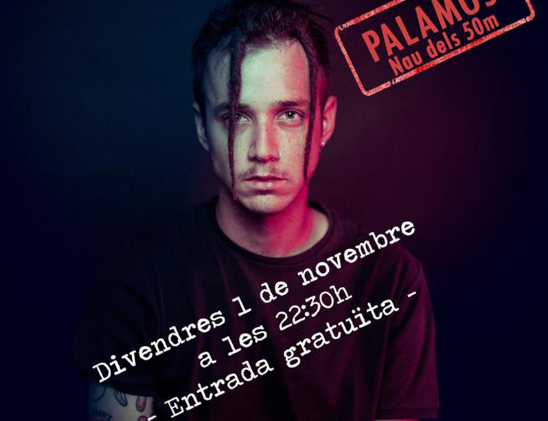 Lildami actuarà demà a Palamós.