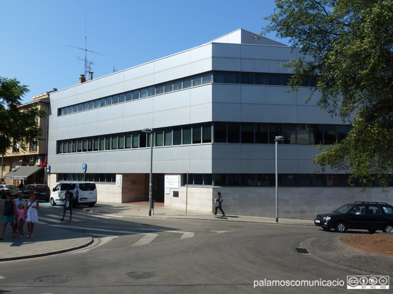 Centre d'Atenció Primària de Palamós.