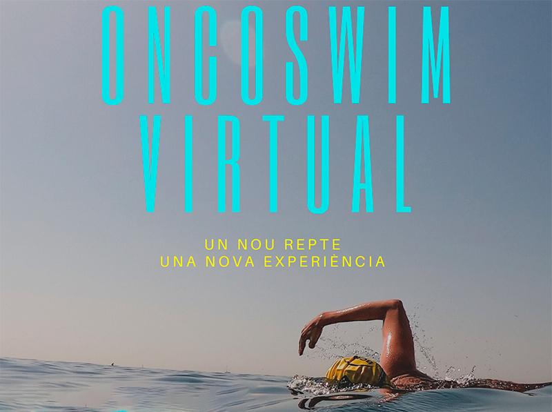 L'Oncoswim l'organitzen Fundació Oncolliga i el Club Natació Radikal Swim.