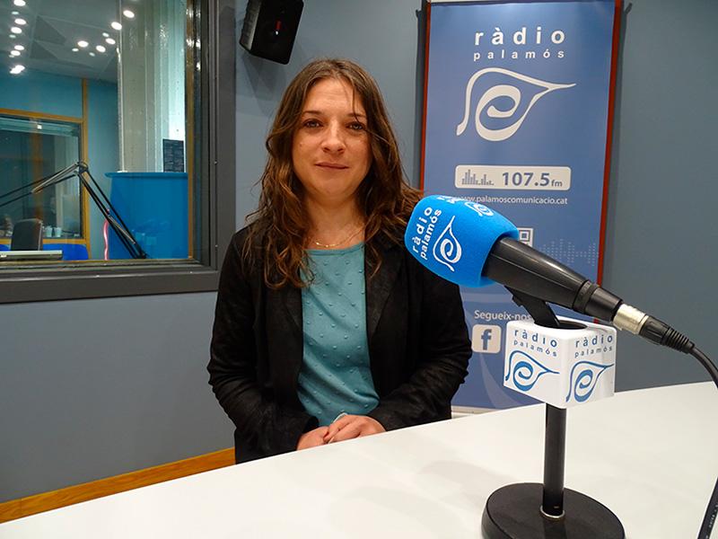 Judit Lloberol és des de començament d'aquest any la nova gerent del Grup Costa Brava Centre.