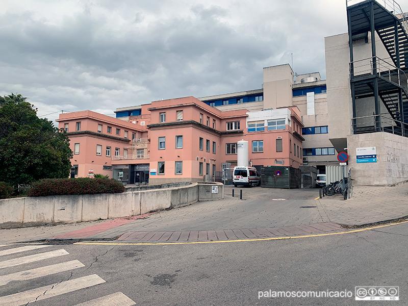 Amb dades d'ahir dilluns, hi ha 21 persones ingressades per COVID a l'hospital de Palamós.