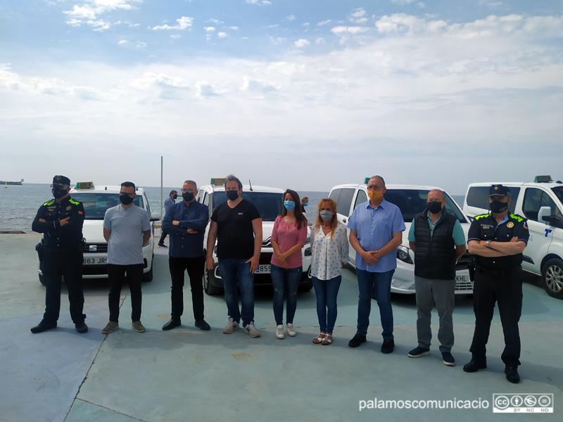 La nova entitat s'ha presentat aquest matí a la placeta d'Es Monsetrí.