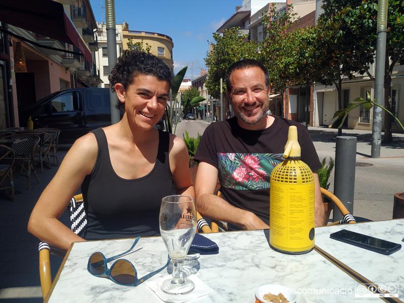 Avui, fem el toc amb Clara Antúnez i Jaume Montanyà, de La Gastronòmica.