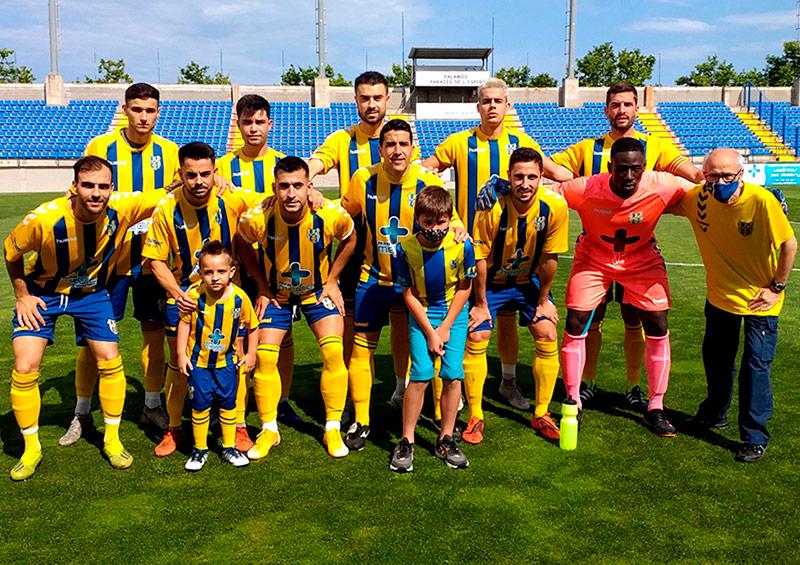 El Palamós buscarà diumenge la victòria davant el Llagostera B per tancar la lliga en setena posició. (Foto: Sergi Cortés).