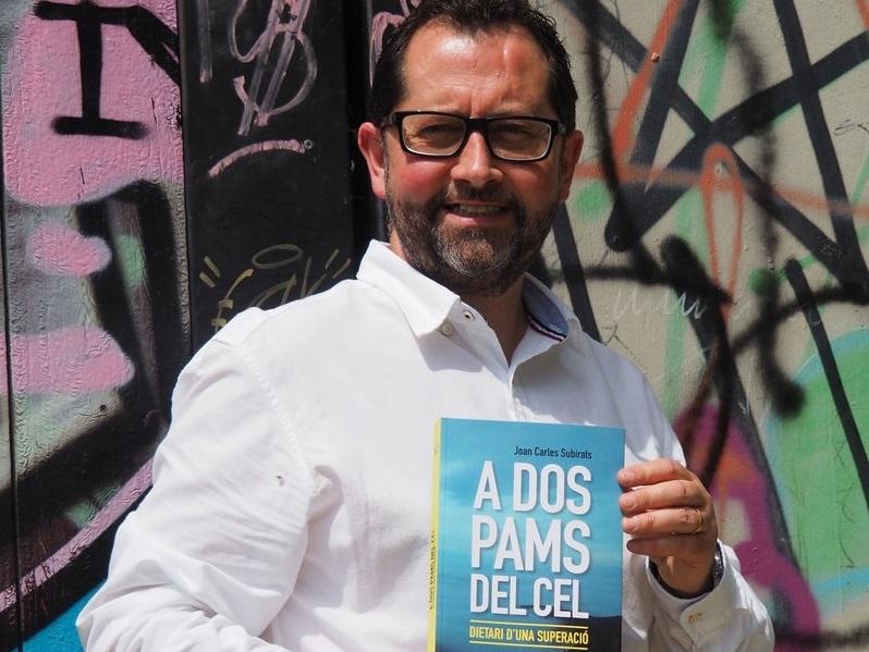 Joan Carles Subirats presenta avui el seu darrer llibre a Palamós. (Foto: El Punt Avui).