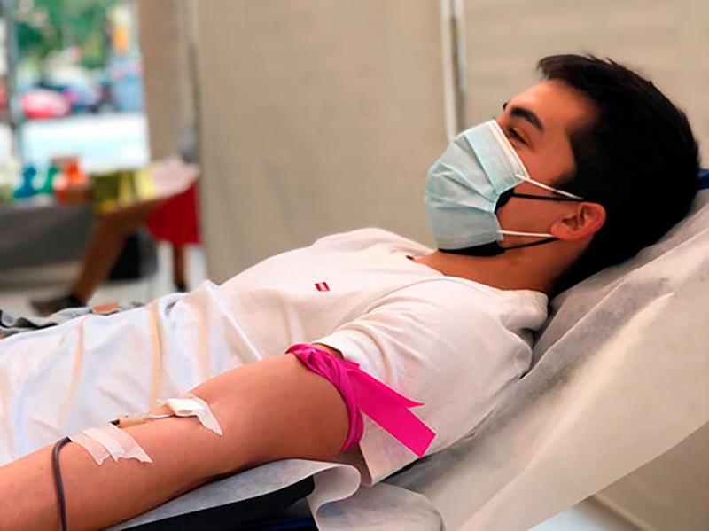 Demà, dissabte, jornada de donació de sang al CAP de Palamós. (Foto: Banc de Sang i Teixits).