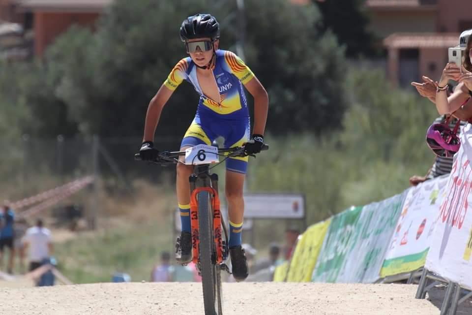 Martí Martínez, a la prova disputada aquest cap de setmana a Madrid.