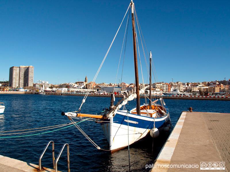 El vaixell de vela llatina