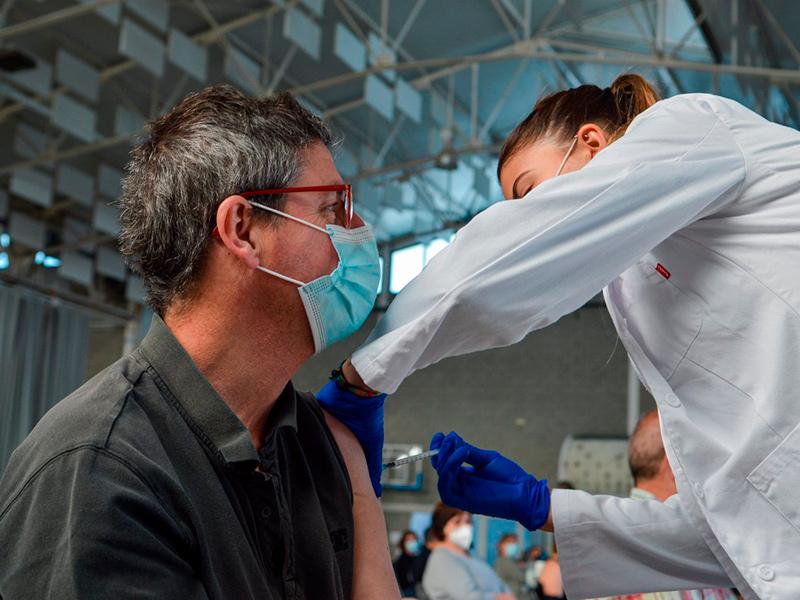 Amb dades de dissabte, 91.466 persones tenen la pauta completa de vacunació al Baix Empordà. (Foto: SSIBE).