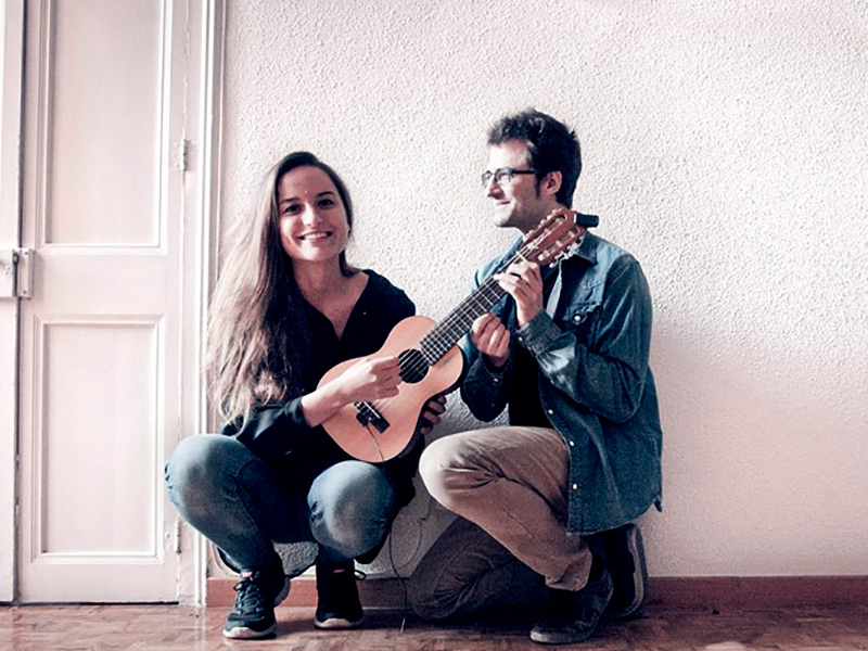 Judit Neddermann i Guillem Roma actuaran demà al centre Palamós Gent Gran.