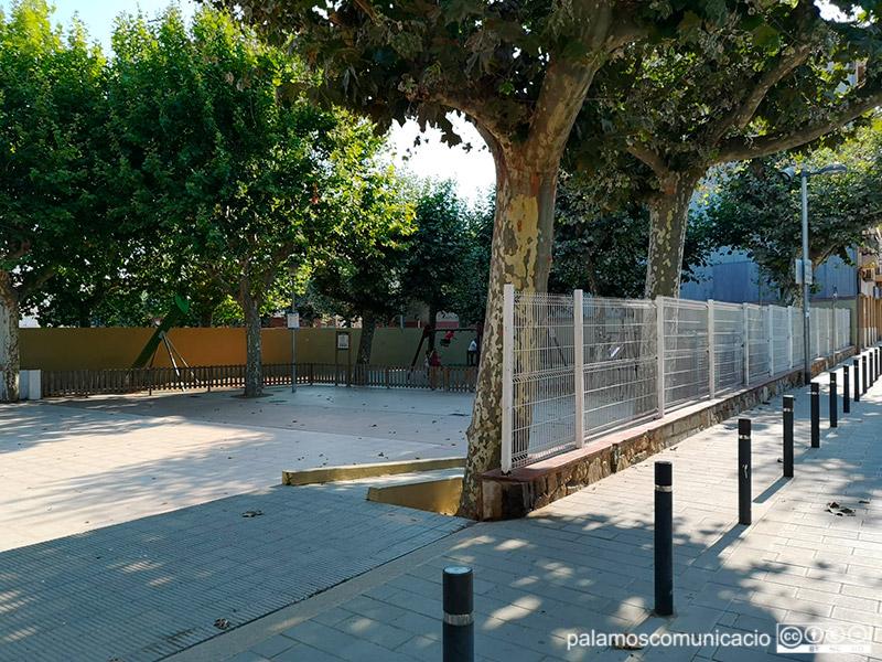 El procés participatiu va aprovar destinar 100.000 euros a la millora del parc de l'Arbreda.