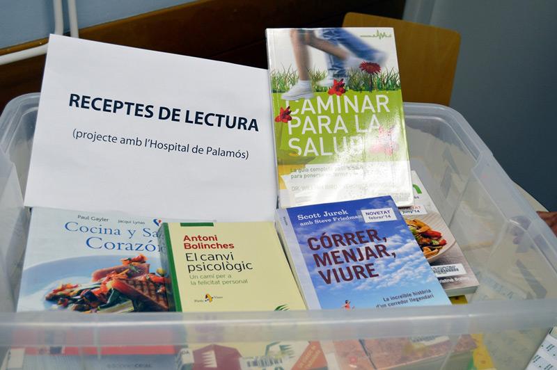 Una selecció dels llibres que es comencen a repartir avui. (Foto: SSIBE).